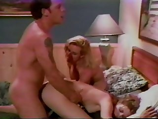 Randi Storm + Roxanne Hall + John Decker - Threesome