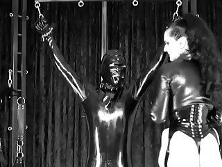 Latex slave rubberized 2