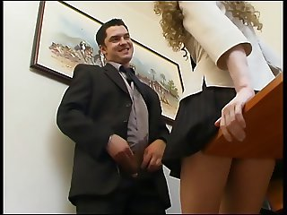 Boss and his Secretary