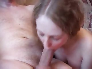 Cute Teen Gets Her Ass And Mouth Fucked !