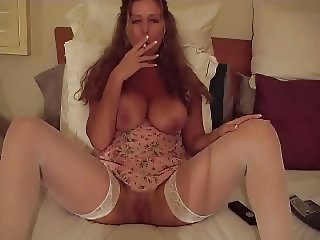 Smoking Fetish 104