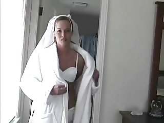 Wedding Dress Fuck