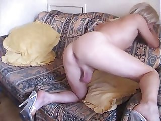 Fucked on the sofa