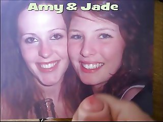 Tribute for Amy and Jade,... friends of mine.