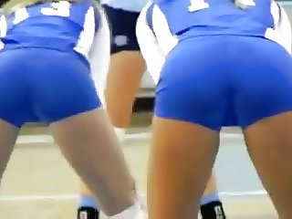 Camelltoe Sports Ass Compilation