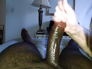 sucking my bbc pt 1