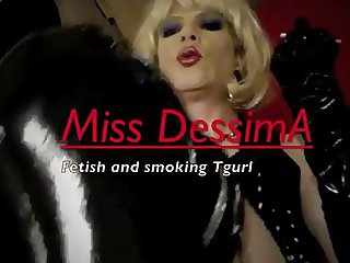 Miss DessimA Smoking Queen