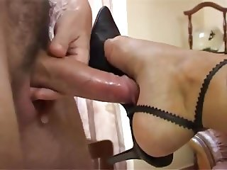 Fuck My Arch In Heels