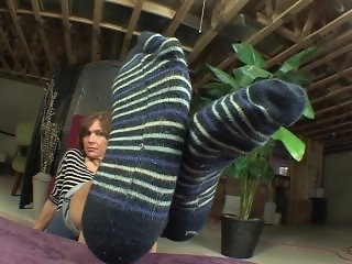 Big Striped Socks POV