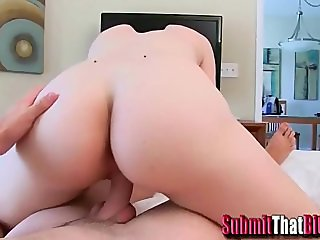 Petite Blonde ExGF Sucks and Fucks POV
