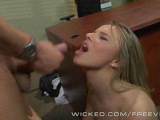 Wicked - Jillian Janson fucks the boss