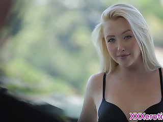 Samantha Rone pussyfucked by her boyfriend
