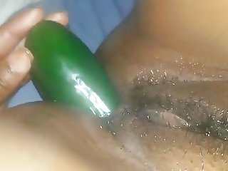 Cucumber Anal Island Girl Style