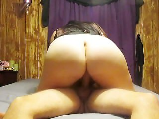 Big Booty BrittBrat Sucks and Fucks