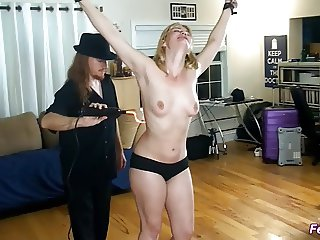 Violet Wand Tickling Preview - Lisa Harlotte