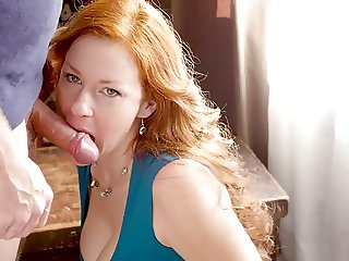 Deep & Wild Blowjob and Swallow