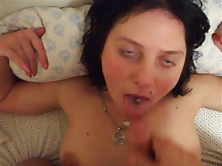 Cumming on my ex again