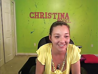 Christina Models Natural Look 1