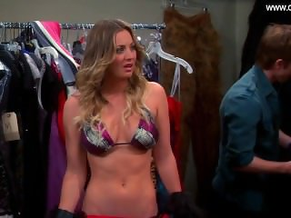 Kaley Cuoco - Bikini, Big Boobs - The Big Bang Theory s07e19 (2014)