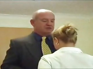 Police Officer investigates fucks & cums on face
