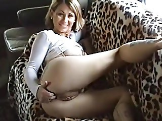 Exposed Suburban Wife Anal Fuck