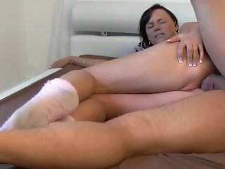 Painful Anal Fucking From Behind