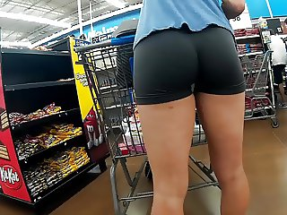 Candy ass sweet pussy gap