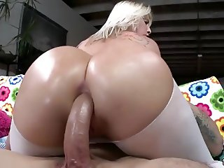 Big ass Kimmy Olsen Prefers Anal With Huge Cock