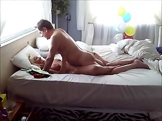 Fucking my Tanned Danish wife