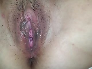 Super wet pussy