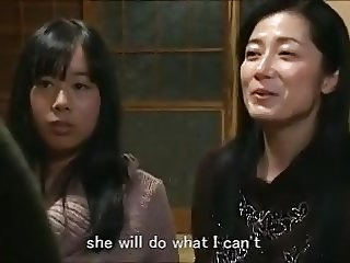 Jap mom daughter keeping house m80 subs