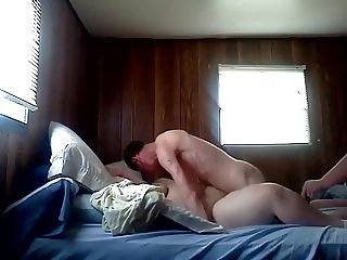 BBW Cheats with Skinny Guy Boyfriend Hangs Out