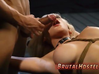 Rough force slave hot stepmother and boss's