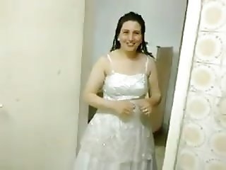 arab bride ready to fuck