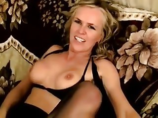 Dirty talking British Milf