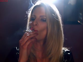 Rebecca Leah smoking domination POV
