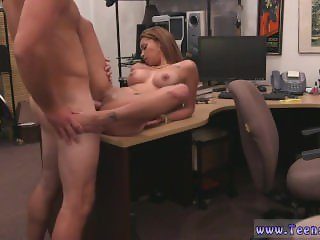 Tight ass punished Crazy whore brought in a