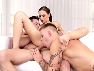 Selection of Paul Fresh with Marek and Tina Bi Czech Porn