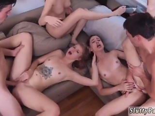 Teen fucked in jeans Dorm Party