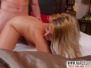 Belligerent Friends Sister Kimmy Fabel Likes Hot Fuck