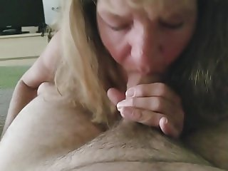 Great Grandma Sucking Young Cock