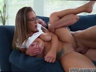 Mother patron's daughter diesel babe caught