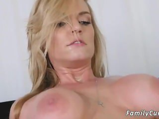 Laying bed blowjob Dont Sleep On Stepmom