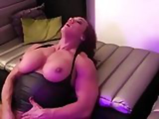 Big clit woman sucking cock off