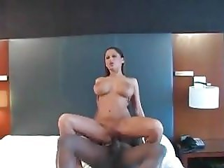 Eastern European Wife Breeds with Big Black Cock