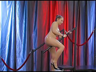 mariyana gospodinova bulgarian nude strip oil