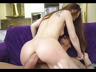 Big Cock Rips Teen Amateur Asshole