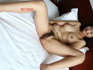 Pretty chinese nude model Chen Xiaodong sex with photographer