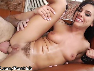BTS Adriana Chechik Anal and Squirting Durning Interview