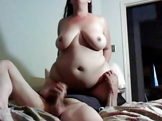 Face sitting masturbation
